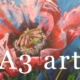 A3 art